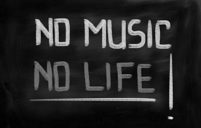 dia sin música